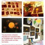 Aurinkokuntamme -projekti, osa 2
